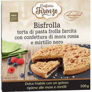 Confiserie Firenze Limited Edition Bisfrolla Mora e Mirtillo