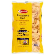 Barilla Pappardelle Uovo 1 Kg Foodservice