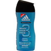 Adidas 3 in 1 Body Hair Face After Sport