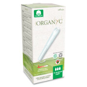 Organyc Beauty Tamponi Assorbenti Cotone con Applicatore -flusso Super 14pz