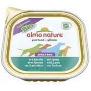 Almo Nature Adult Biopate' Pate' Agnello Matrix Bio