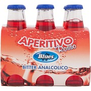 Blues Bitter Analcolico Rosso