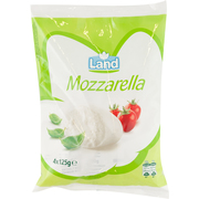 Land Bustone Mozzarella