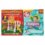 Pampers Baby Dry Midi X168