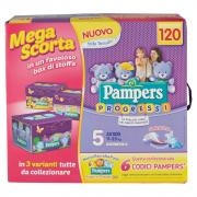 Pampers Progressi Junior X120