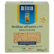 De Cecco Stelline all'Uovo N°675 Biologiche