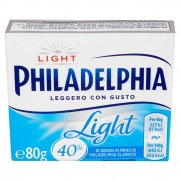 Philadelphia Light 80g