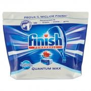 Finish Powerball Quantum Max Brillantezza & Protezione 20 Pz