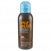 Piz Buin Protect & Cool Refreshing Sun Mousse 30 Spf Alta