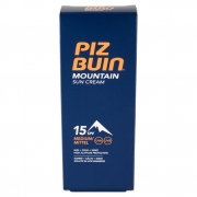 Piz Buin Mountain Sun Cream 15 Spf Medium