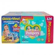 Pampers Baby Dry Midi X126