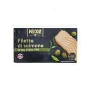 Nixe Filetti di Salmone all'Olio d'Oliva