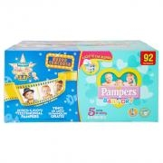 Pampers Quadri Baby-dry Junior X92