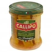 Callipo Filetti di Tonno all'Olio Extravergine di Oliva Biologico