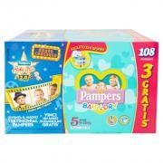 Pampers Megapack Bonus Pack Junior X108