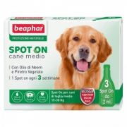 Beaphar Spot On Cani Taglia Media 3 Pipette