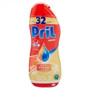 Pril Gold Gel Anti Odore 32 Lav.