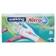 Walking Nitrogel Guanti m 7-7½ 100 Pz