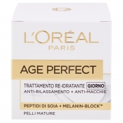 L'Oréal Paris Age Perfect Trattamento Re-idratante Giorno Pelli Mature