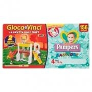 Pampers Pannolini  Dry Maxi 156