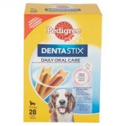 Pedigree Dentastix Daily Oral Care* 10-25 Kg 28 Pezzi