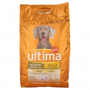 Ultima Dog Medium Maxi Adult Pollo