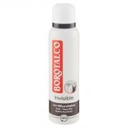 Borotalco Invisible Deo Spray 0% Alcool