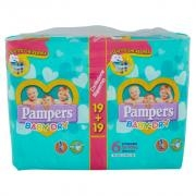 Pampers Baby Dry Extralarge X38