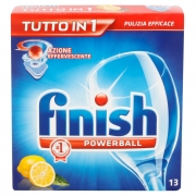 Finish Powerball Tutto in 1 Limone