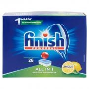 Finish Powerball all in 1 Limone 26 Pz