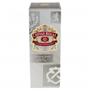 Chivas Regal 12 Years Old Blended Scotch Whisky 70 Cl