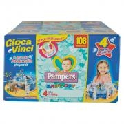 Pampers Baby Dry Maxi X108