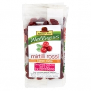 Mister Nut Wellness Mirtilli Rossi Multipack 4 x 25 g