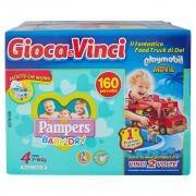 Pampers Baby Dry Jumbo Maxi X160