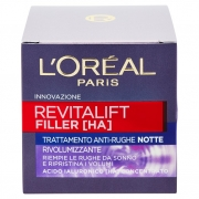 L'Oréal Paris Revitalift Filler [ha] Trattamento Anti-rughe Notte