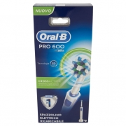 Oral-b Power Cross Action Pro 600