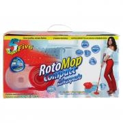 Super5 Rotomop Compact Kit Secchio + Mop Compatto