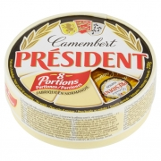 Président Camembert 8 Portions