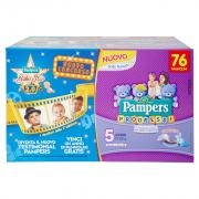 Pampers Quadri Progressi Junior X76