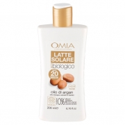 Omia Laboratoires Eco Biologico Latte Solare Olio di Argan Spf 20 Media