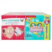 Pampers Esa Baby-dry Maxi X156