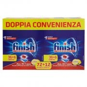 Finish Powerball all in 1 Max Limone 36+6 Gratis X2