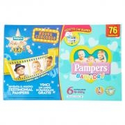 Pampers Baby-dry Extralarge X76