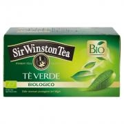 Sir Winston Tea Tè Verde Biologico 20 x 1,75 g