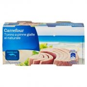 Carrefour Tonno a Pinne Gialle al Naturale