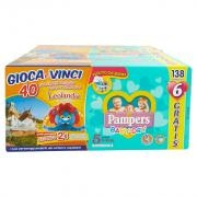 Pampers Baby-dry Esapack Junior X138