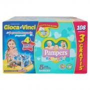 Pampers Baby Dry Junior X108