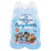 San Benedetto Acqua Minerale Afs Baby Bottle Pull&push Naturale