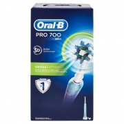 Oral-b Power Spazzolino Elettrico Pro 700 Cross Action
