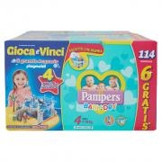 Pampers Baby Dry Maxi X114